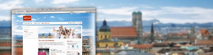 Relaunch Website und Dialogkommunikation M//Card