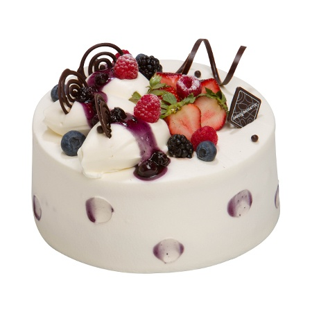 Paris Baguette - blueberry