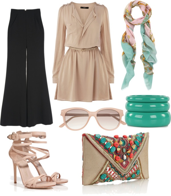 """""""Cool hijabi outfit for summer"""" by samantha-salem on Polyvore"""