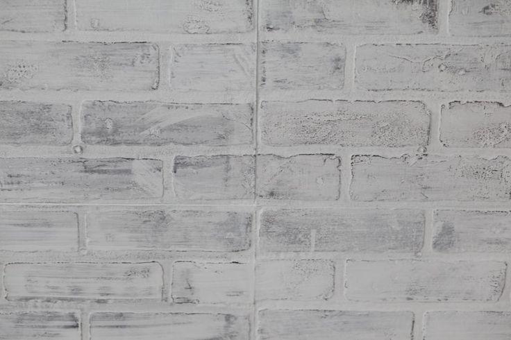 22 Best Images About Faux Brick Walls On Pinterest Brick
