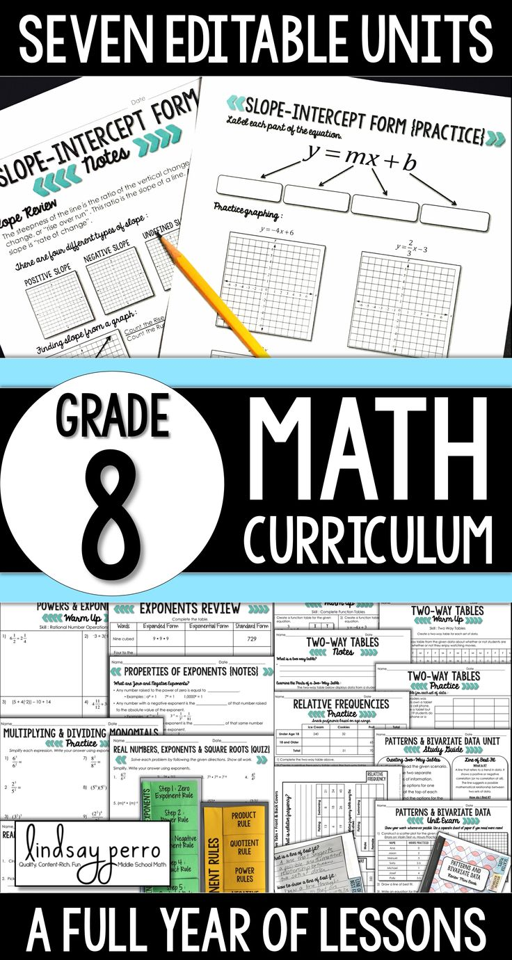 best 25  8th grade math ideas on pinterest