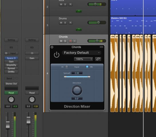 Making Your Tracks Pop in Logic Pro X—Step-by-step tutorial;