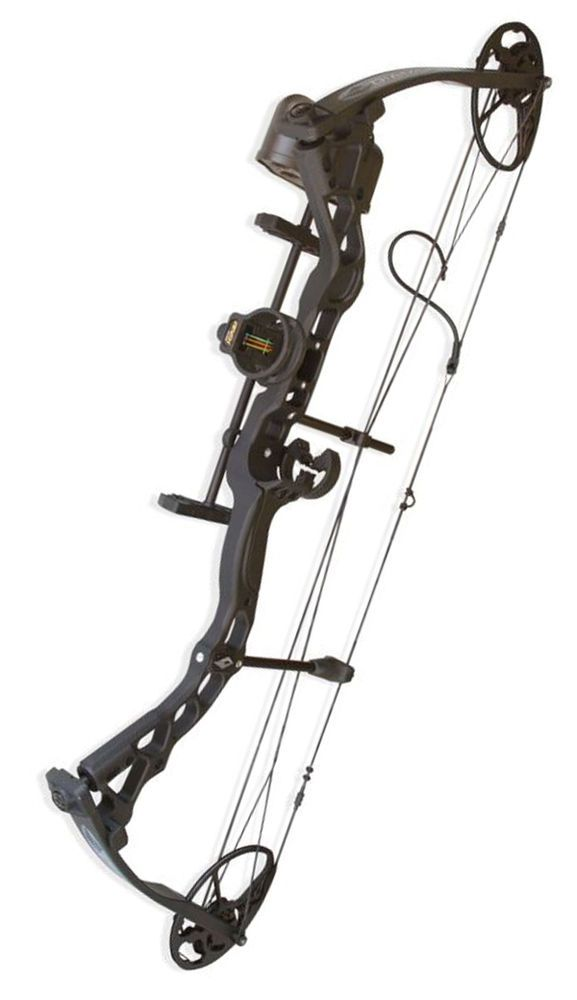 The bow I'm currently using(one of them)  Bowtech Diamond Compound Bow Infinite Edge