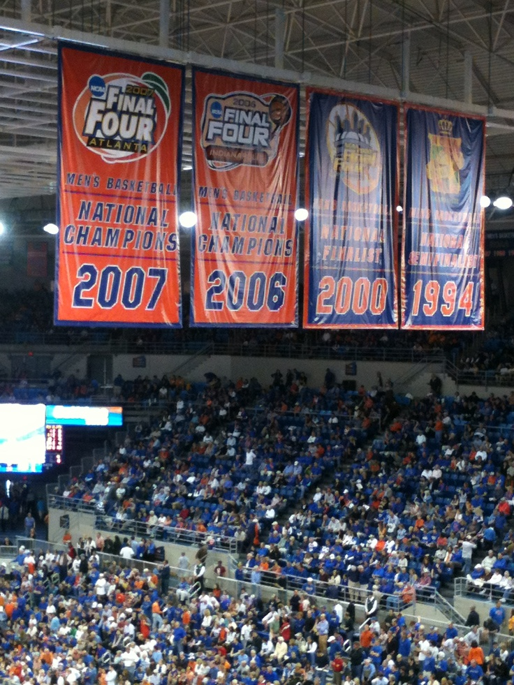 Gator basketball.