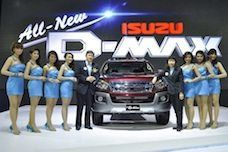 """Isuzu D-Max 2012    La Thailandia è un paese molto importante per Isuzu e questa settimana ha presentato a Bangkok il D-Max MY 2012, frutto della cooperazione con la General Motors.  Realizzato sul nuovo pianale """"iGrip"""", ha un passo di 45 mm più lungo, 3095mm invece di 3050mm e a..."""