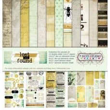 7 Dots Studio - Lost and Found - Collection Kit