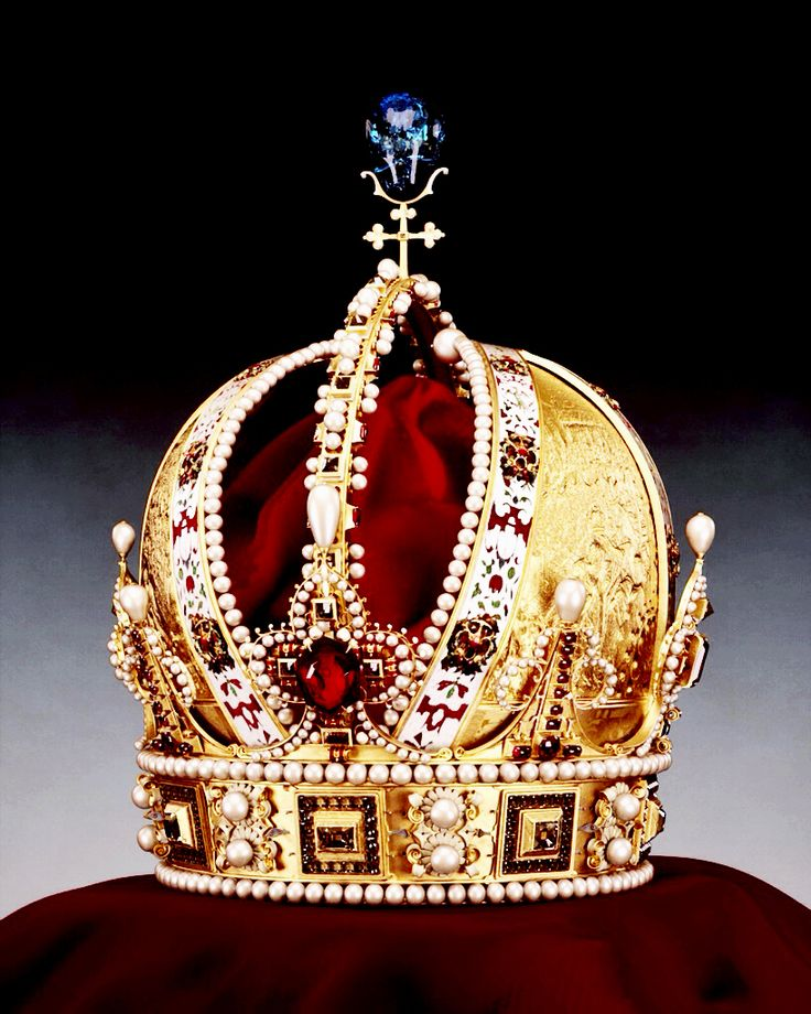 "misshonoriaglossop: "" The Crown of the Austrian Empire """