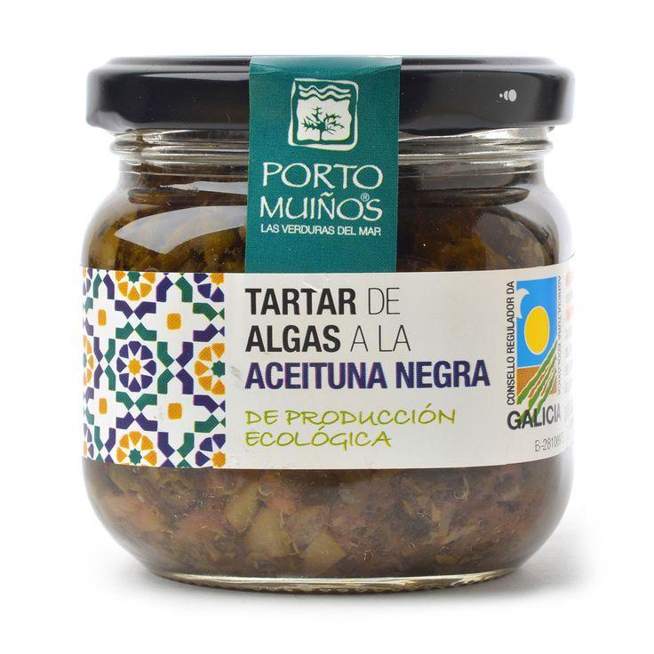 Tartar de algas a la aceituna negra - Loveat  http://www.loveat.es/tipo_tienda/all-products/