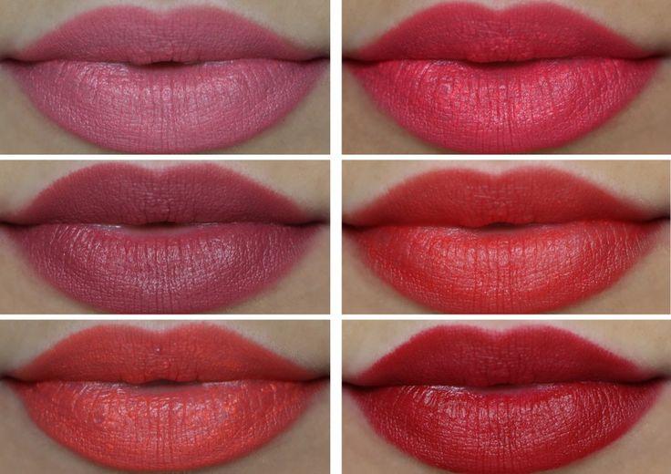 Nouveaux rouges à lèvres Revlon !