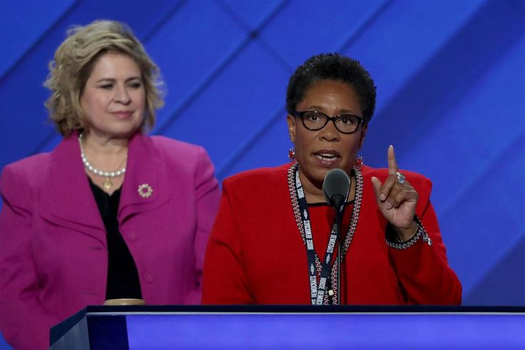 Who is DNC Chair Marcia Fudge? As Rep. Marcia Fudge stepped into an unexpected role today as Chair of the Democratic National Convention, she made it her business to open the official procedures with a command for unity and respect.