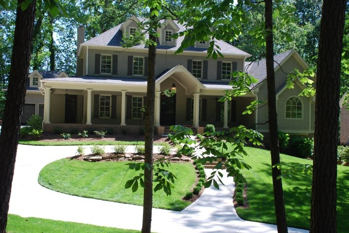 Dovetail Homes- Atlanta: Southern Charms, Dreams House, Deep Southern