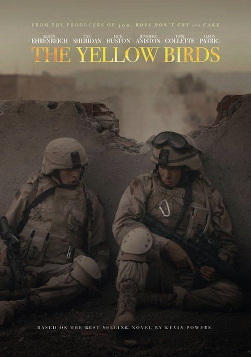 Watch The Yellow Birds Full-Movie