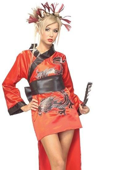 Костюм гейши под заказ украина