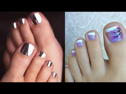 New Nail Art 2017 | The Best Toenail Art Designs Compilation | June 2017 - YouTube
