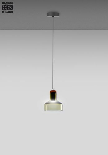 Discover these incredible glass suspensions: #StabLight Danese Milano range. #design Arik Levy design ►http://bit.ly/StabLight