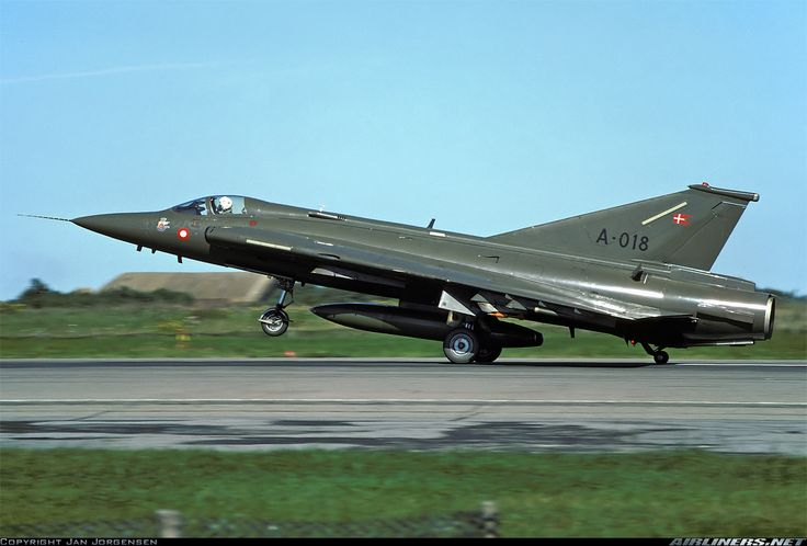 Saab F-35 Draken - Denmark - Air Force | Aviation Photo #1458184 | Airliners.net