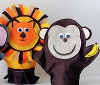 31 Free Hand Puppet Patterns
