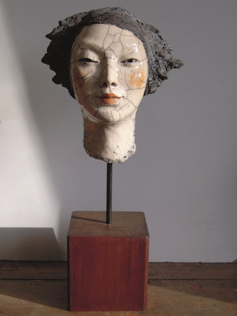 Melanie Bourget - ceramic sculptor