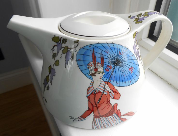 Villeroy & Boch 'Design 1900' Teapot | the Teapots Collectionary
