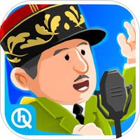 De Gaulle - History od vývojáře Quelle Histoire Oblíbená edice a francouzské dějiny, tentokrát moderní.