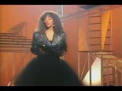 DONNA SUMMER Dinner with Gershwin 1987 rare TV appearance