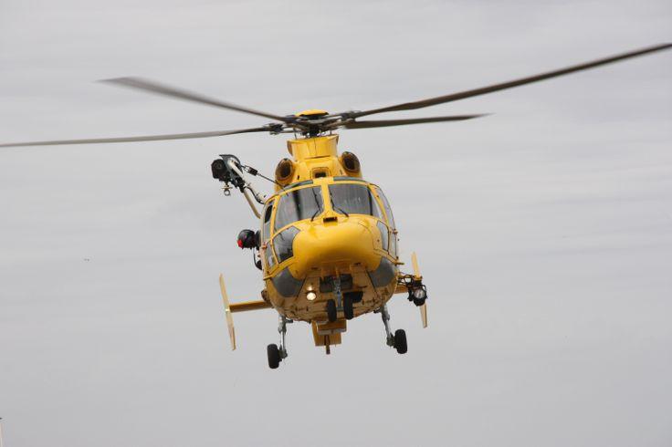 Noordzee Helikopters Vlaanderen (NHV) staan 7 dagen per week paraat voor Search and Rescue operaties en medische evacuatie.