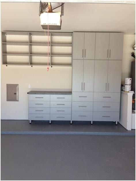 Awesome Garage Cabinets orange County