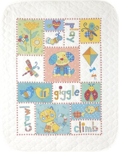 258 Best Baby Cross Stitch Images On Pinterest Quilt Kits Baby Afghans And Baby Blankets