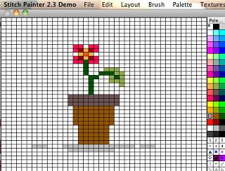 LucyKate Crafts...: Cross stitch - a review of Mac based design software,