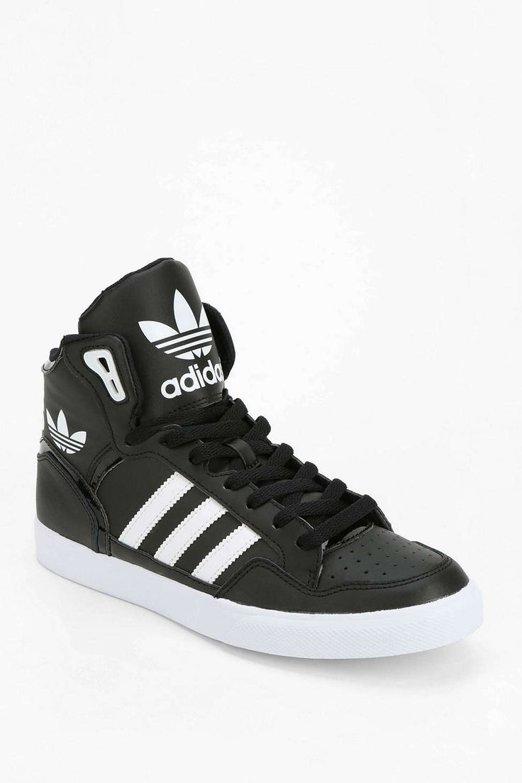 online store 3addd a5101 ... Michael Jordan  Originals Extaball Leather High Top Sneaker by Adidas  WestCoastClothingCo.com ...