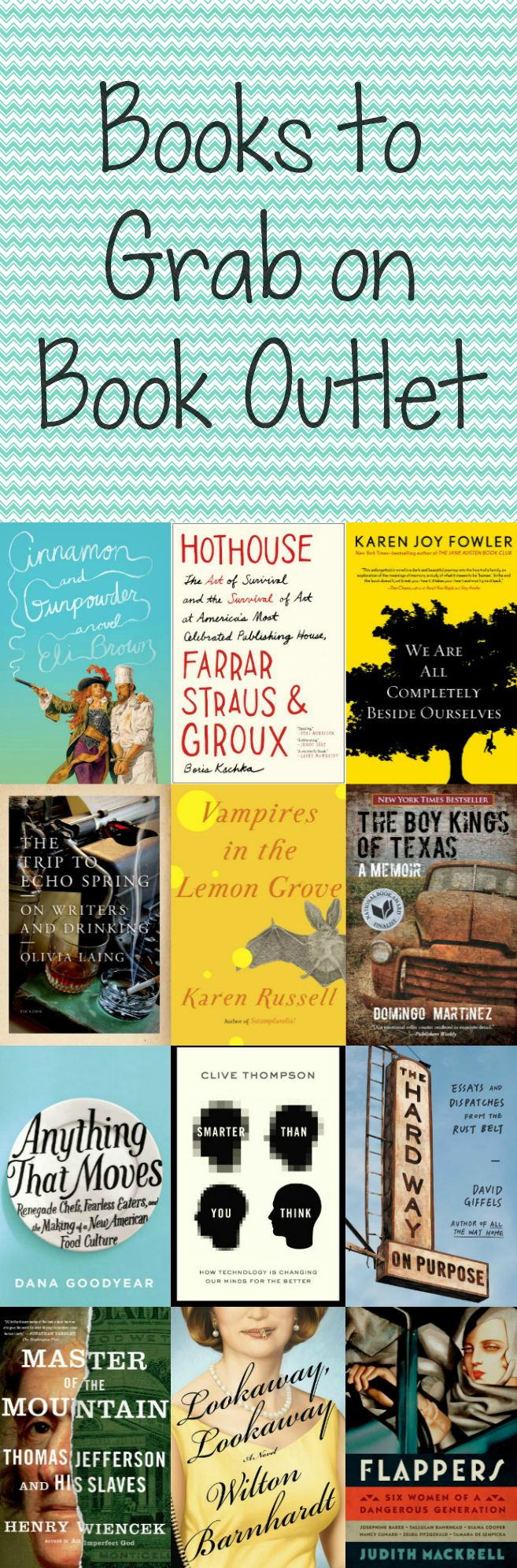 Best Books to Grab From Book Outlet - Under $8