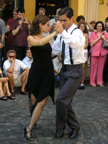 When I win the lottery I will...first go to Cuba to dance Salsa, then hop to Buenos Aires to become a fully fledged Tanguero