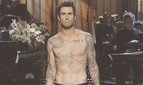 9 Reasons To Be Depressed That You'll Never Marry Adam Levine