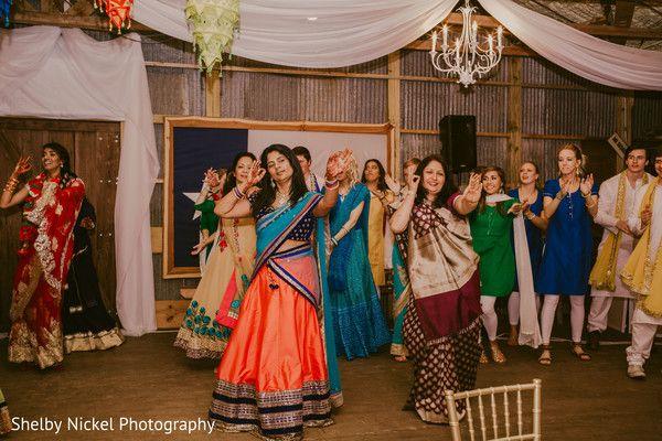 Incredible indian wedding reception dance performance http://www.maharaniweddings.com/gallery/photo/120236