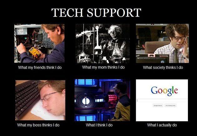 Google has helped me solve so many customer problems.  Viva la Google!