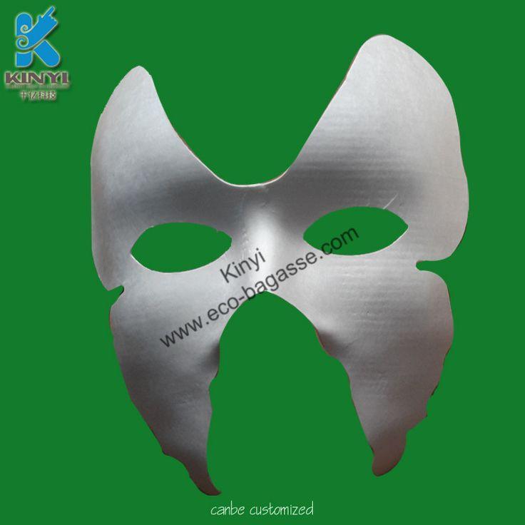 Plain Venetian Masks To Decorate Inspiration 14 Best Paper Pulp Masks Images On Pinterest  Face Masks Masks Review