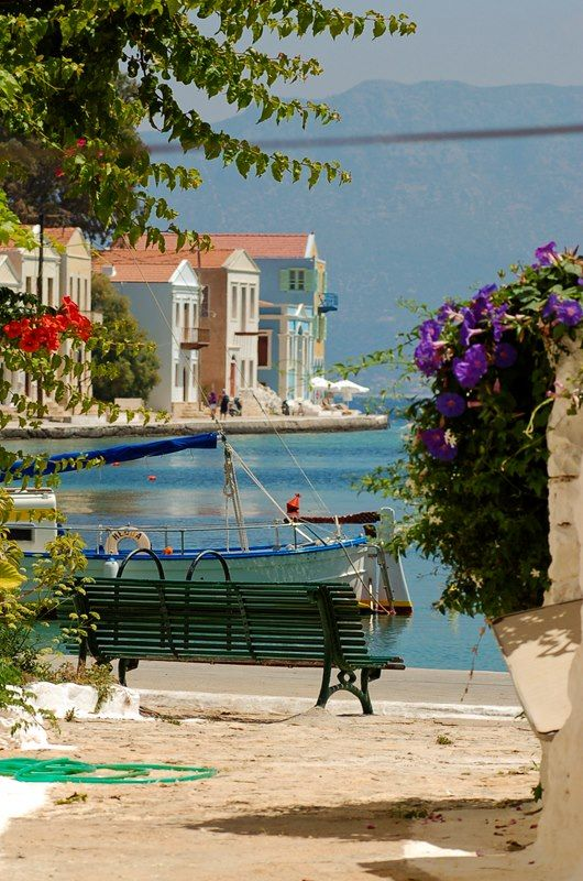 Kastelorizo - Dodecanese Islands