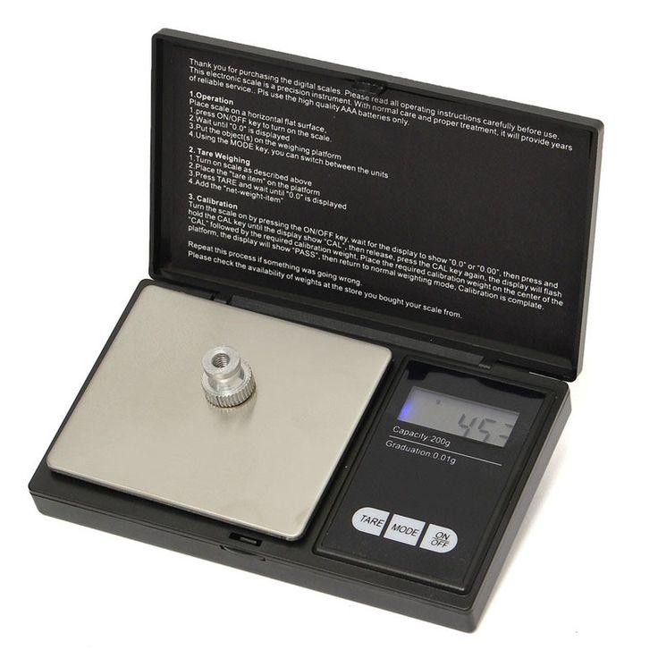 $5.99 (Buy here: https://alitems.com/g/1e8d114494ebda23ff8b16525dc3e8/?i=5&ulp=https%3A%2F%2Fwww.aliexpress.com%2Fitem%2FPrecision-Digital-Scales-200g-x-0-01g-Reloading-Powder-Grain-Jewelry-Carat-Black-With-Three-Weighing%2F32736929791.html ) Precision Digital Scales 200g x 0.01g Reloading Powder Grain Jewelry Carat Black With Three Weighing Modes Hot Sale for just $5.99