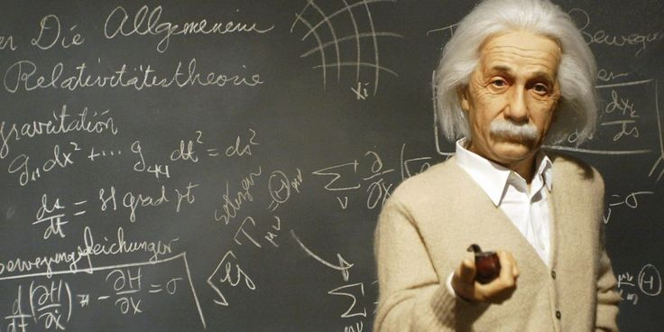 Albert Einstein miał IQ na poziomie 160