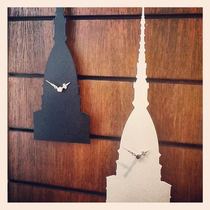 Clock (Mole Antonelliana) BY Diamantini e Domeniconi