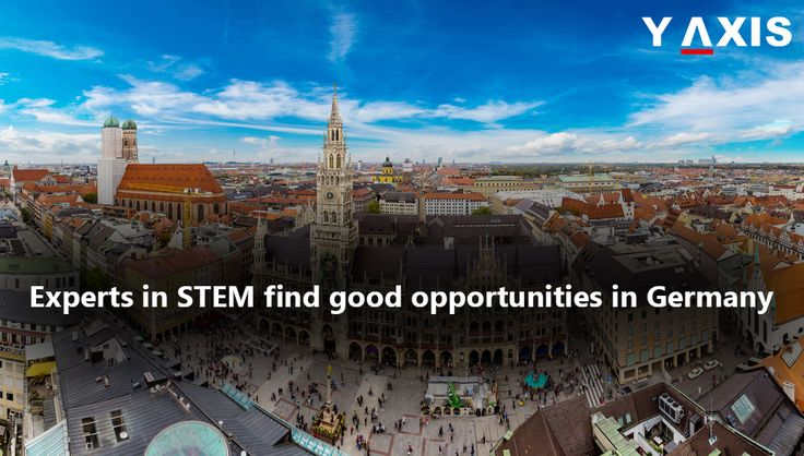 Expertise in #STEM and #German #LanguageSkills will fetch you good #Work opportunities. #GermanyWorkVisa #GermanyStudentVisa #GermanyStudyVisa #YAxis #YAxisImmigration