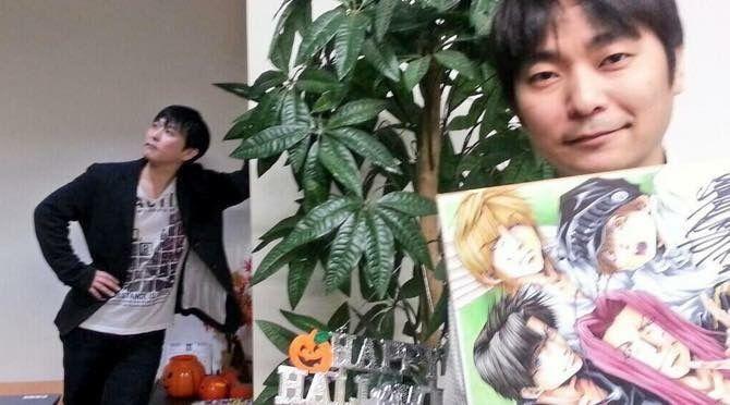Ishida Akira & Hoshi Souichirou in Saiyuki