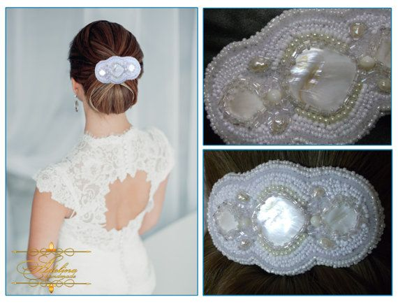 White for wedding by Viktoria on Etsy