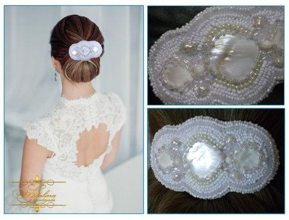 White for wedding by Viktoria on Etsy
