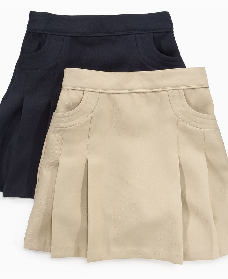 Nautica Kids Skirt, Little Girls Pleated Uniform Scooters - Kids Girls 2-6X - Macy's