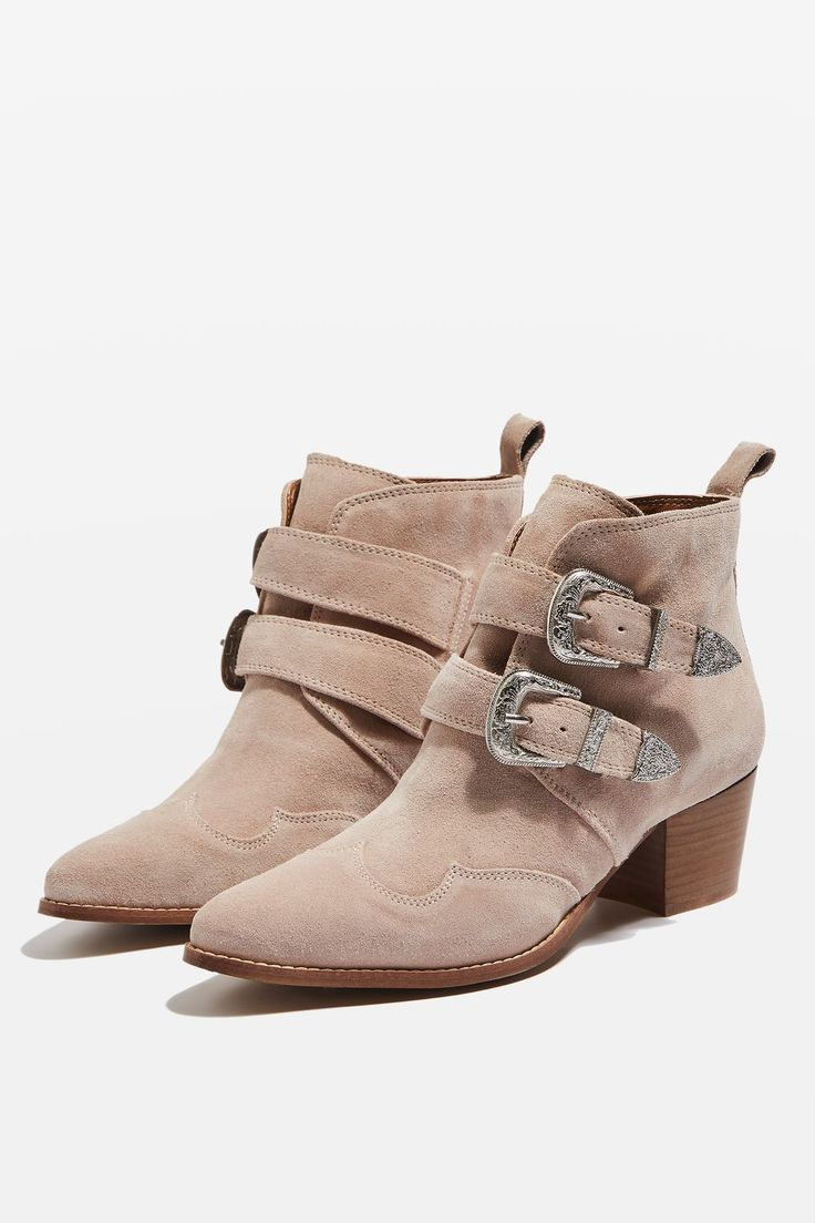 MONTANA Western Boots - New In Fashion - New In - Topshop