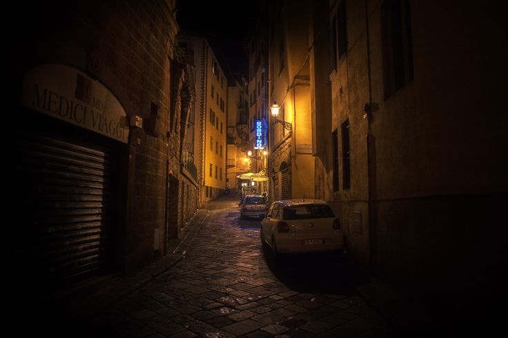 Florence | Via Stracciatella | (2016) - Florence | Via Stracciatella | (2016)