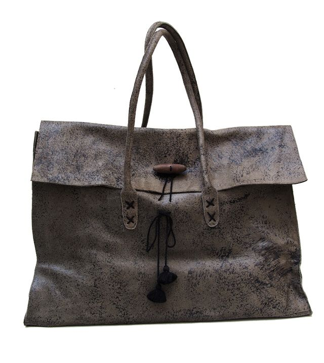 Foldaway Tote - Marrakesh by VIDA VIDA