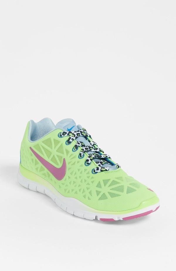 Amazing Twist Training Shoe Swarovski Nike Customised Swarovski Nike Neon Nike