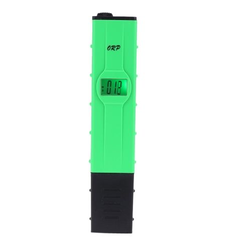 Pen ORP Meter with Backlit Display Portable Oxidation Reduction Potential Industry and Experiment Analyzer Redox Meter Measure Household Drinking Water Quality Analysis Device